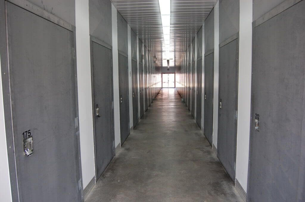 Indoor Self Storage in Ottawa